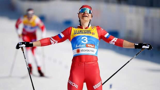 Россиянку лишили золота в спринте - Вяльбе и тренер не протестовали, хотя уверены, что победу украла случайность