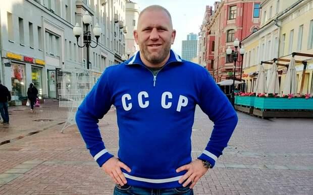 У Харитонова серьезно поврежден правый глаз после нападения в Москве
