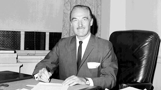 Фред Трамп в 1965 году