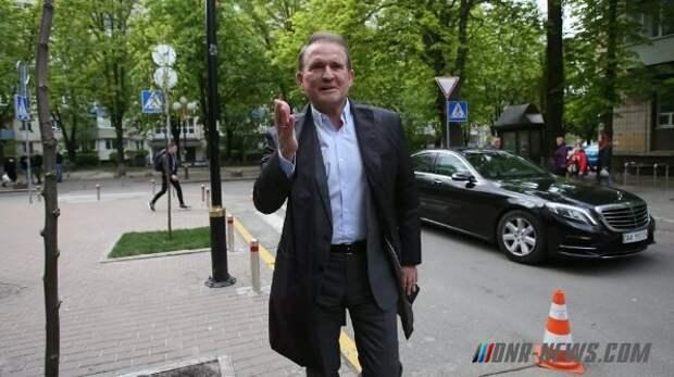 Медведчук заявил, что ему не вручили сообщение о подозрении в госизмене