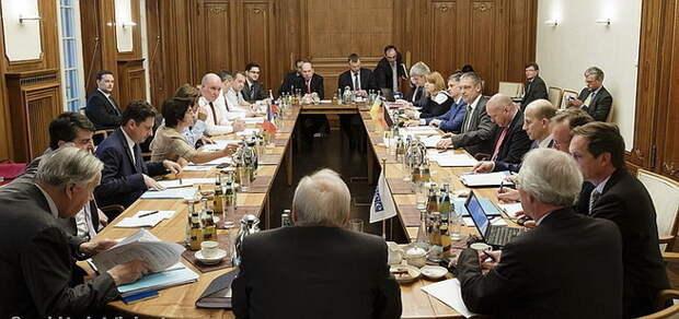 МИД России опубликовал жесткое заявление по итогам переговоров о Донбассе