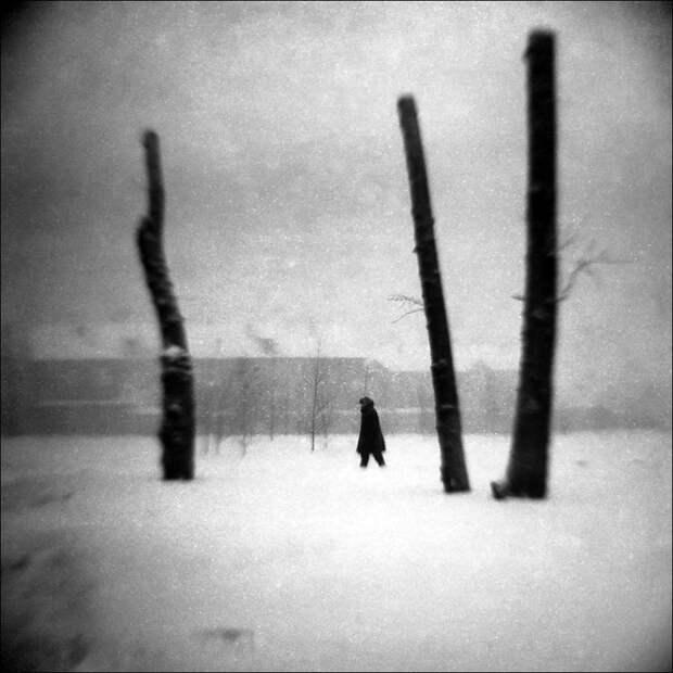 Негород в снимках красноярского фотографа Александра Кустова 5