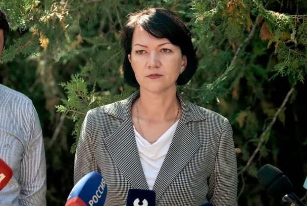 Юлия Гаврилова: «Аллея у могилы девяти советских воинов не вырублена»