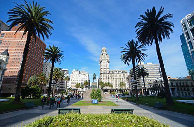 Уругвай называют «Швейцарией Южной Америки» в мире, закон, люди, правила, уругвай, факты