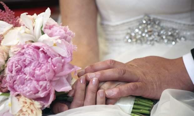 Молодожены могут заключить брак в центре госуслуг в Кузьминках