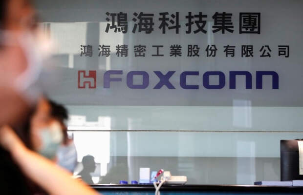 Производство iPhone в Индии приостановлено из-за блокировки поставок из Китая