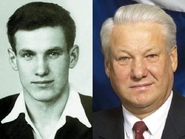 Как выглядели и чем занимались мировые лидеры в молодости