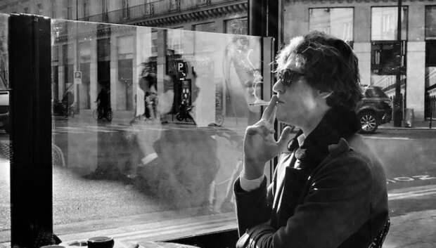 Современное французское кино: документальные снимки Парижа, сделанные на iPhone