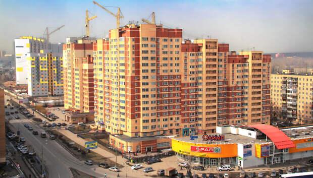 Воробьев не исключил роста цен на жилую недвижимость в будущем