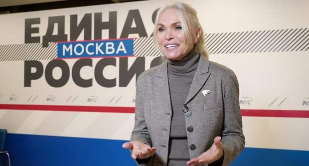Депутат ГД Ирина Белых: «Мы показали всему миру, что такое память»