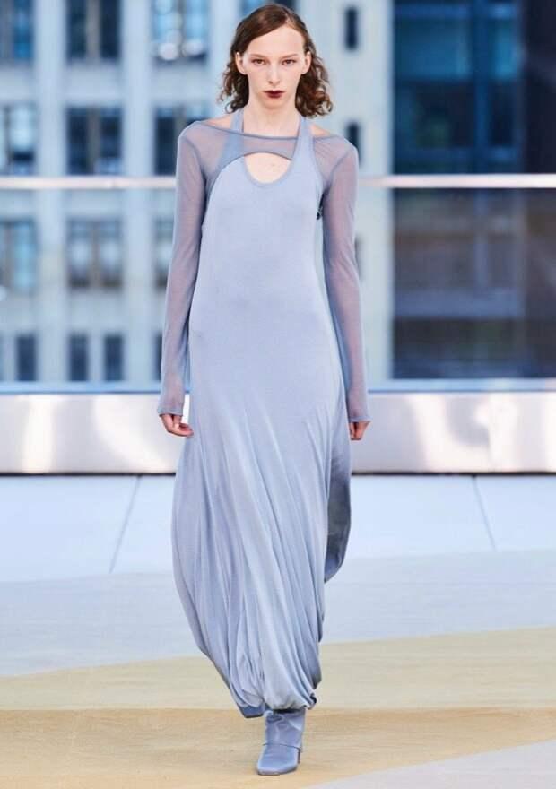 Главные тенденции Недели моды в Нью-Йорке весны 2022 года