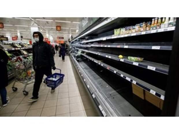 """""""Еды на Рождество будет мало"""": в бывшей империи назревает революция"""
