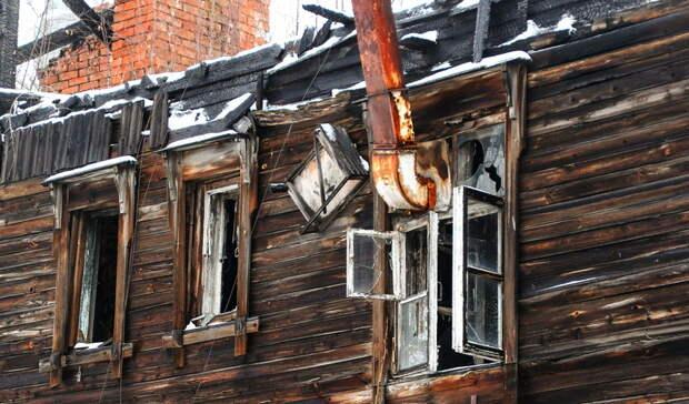 ВОренбурге взаброшенном здании пострадал 12-летний ребенок