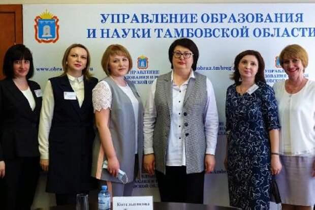 """Пятёрка финалистов закончила борьбу за звание """"Учитель года"""""""
