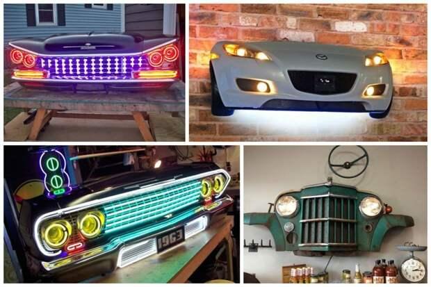 Освещение Стиль, Фабрика идей, дизайн, интересное, машины, фантазия, что сделать