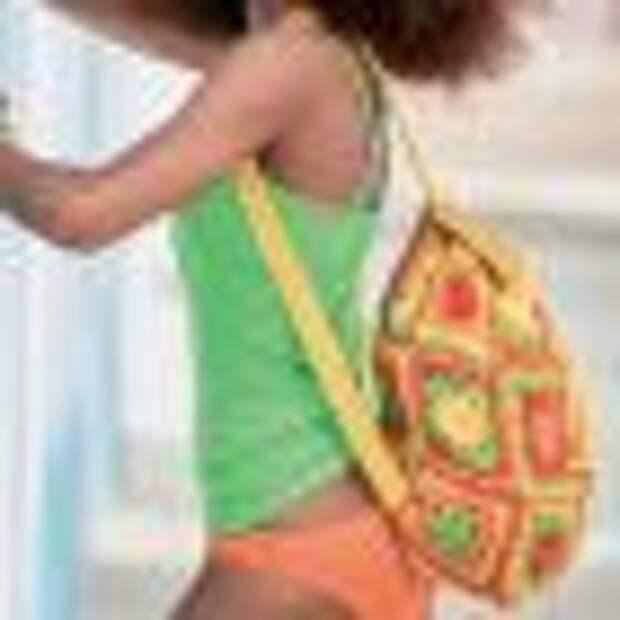ВЯЖЕМ... портфель крючком для детей и взрослых