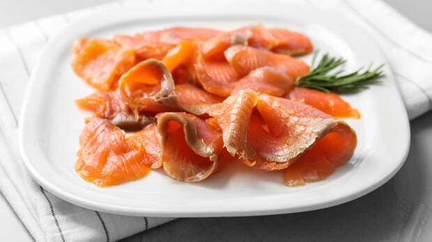 Рецепты Маргариты Симоньян: Карпаччо из рыбы