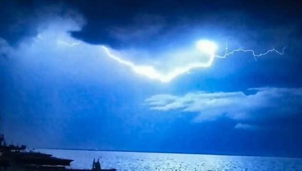 Погода в Крыму на понедельник: где пройдут дожди и грозы
