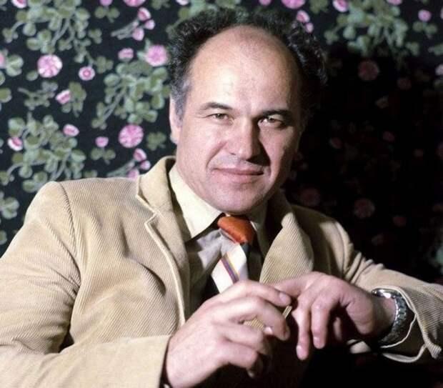 Советские знаменитости в 1983 году