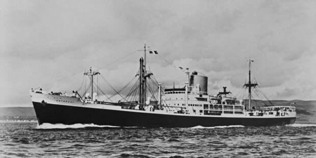 Исчезнувший 100 лет назад корабль внезапно восстал из Бермудского Треугольника