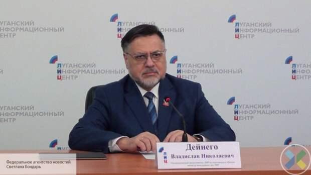 Дейнего выразил надежду об открытии новых пропускных пунктов с Киевом