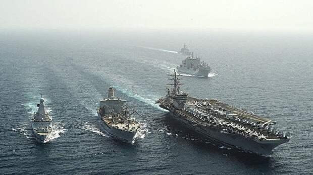 В Черном море прошли совместные учения ВМС США и НАТО