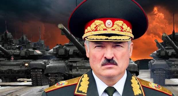 У Лукашенко всё готово для нашествия танковых армад на Украину - киевский эксперт