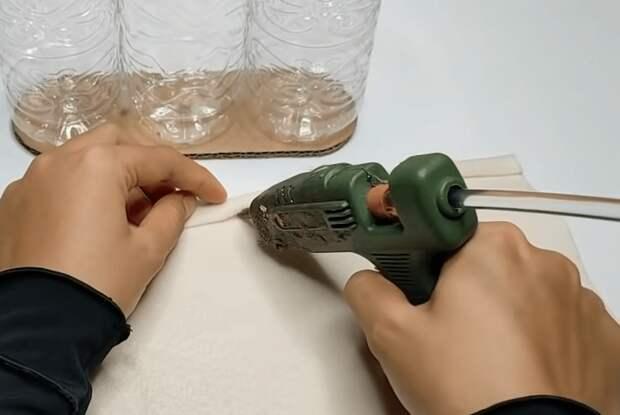 Отличный способ переработки пластика с продуманной функциональностью и самодостаточным внешним видом