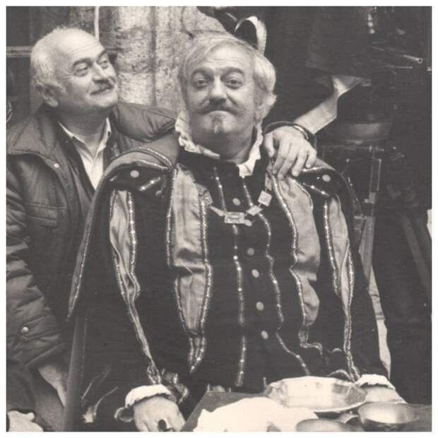 Король эпизода и обаятельный грузин Баадур Цуладзе, изображение №8