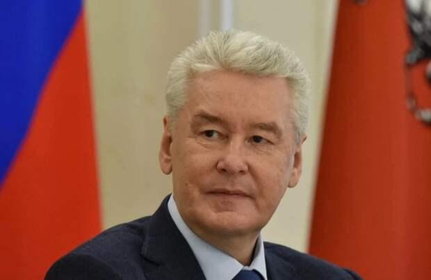 Собянин заявил, что Москва приближается к пику по COVID-19