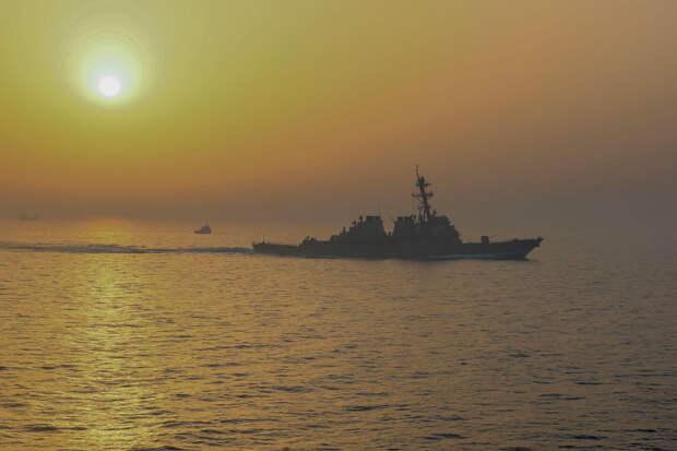 ВМС США не хватает боевых кораблей