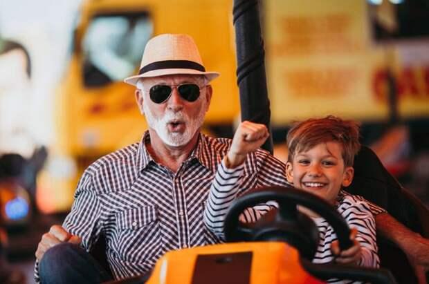 70-летний папа. Зачем люди заводят детей в преклонном возрасте
