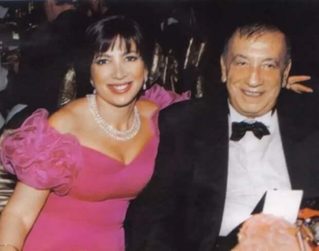 Наташа с отцом