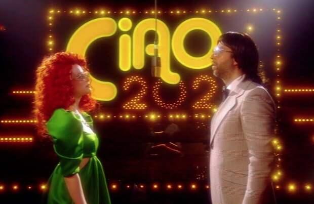 Новогодний выпуск шоу Урганта в Италии набрал более 1 млн просмотров