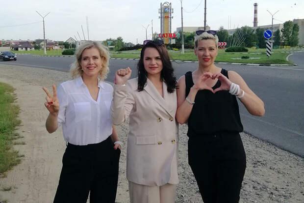 Оппозиция Белоруссии ответила на вопрос «чей Крым?»