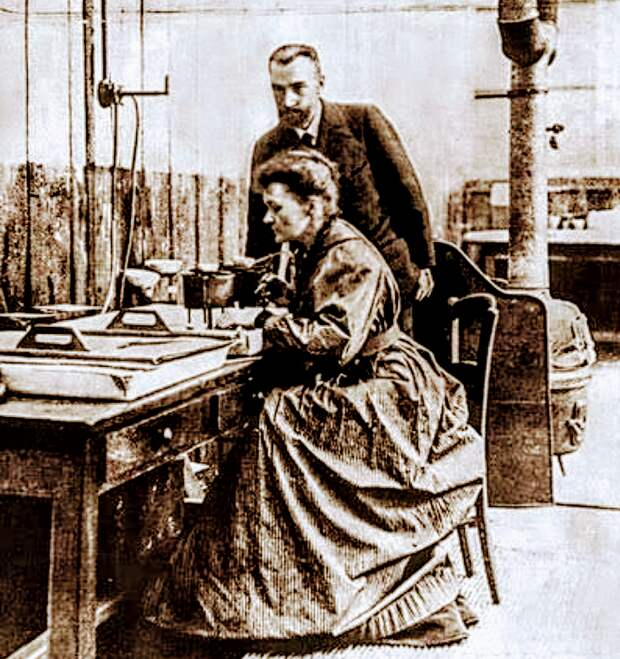 Мария с мужем Фредериком