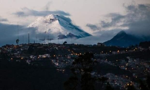 12 безумно красивых вершин планеты