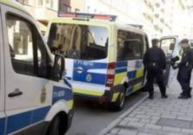 Несколько человек пострадали при взрыве в Стокгольме
