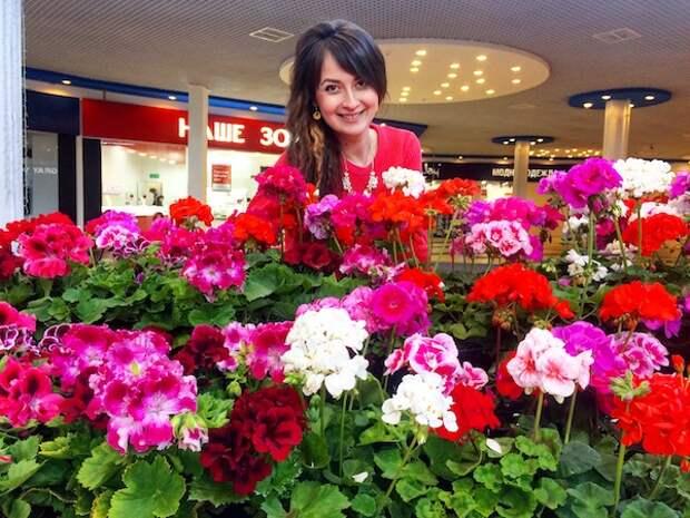 Как молодая мама из бухгалтера цветочницей стала