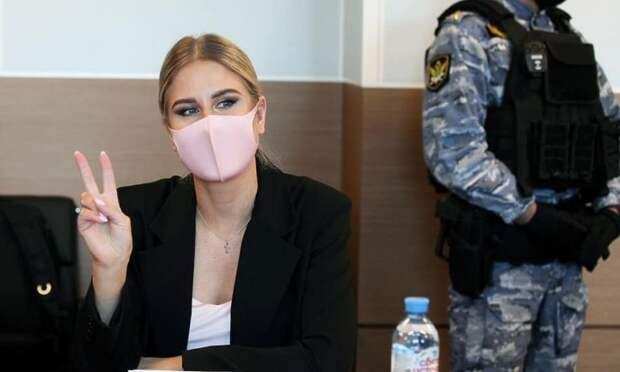 Любовь Соболь доказала свою безграмотность во время заседания суда