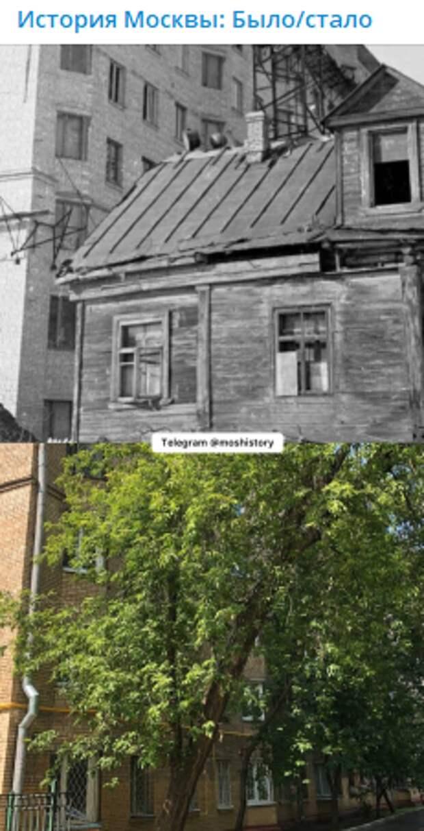 Фото дня: как изменилась часть Балтийской улицы спустя 63 года