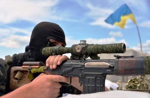«Перемирие» с Зеленским: Украинский снайпер убил третьего защитника ЛНР