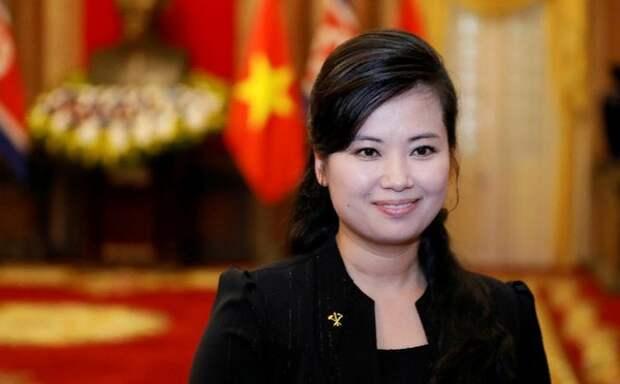Бывшая «казненная» девушка Ким Чен Ына оказалась «живой» правой рукой вождя