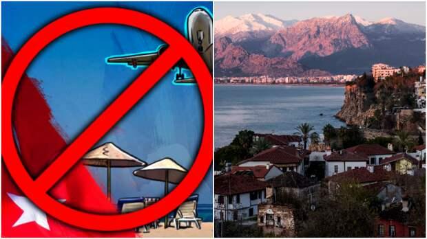 Блогер из Антальи рассказала, как отсутствие россиян бьет по турецким отелям