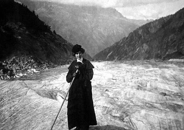 Инесса Арманд в Швейцарии