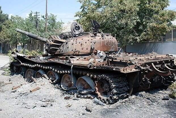 Алиев: в Карабахе Армения лишилась военной техники на $2 млрд