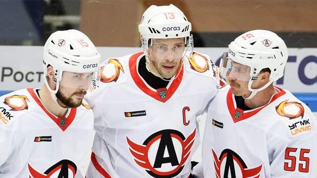 Дацюк: «Судейство в матче с «Авангардом»? Хоккей — мужская игра. Никогда не приветствую нырки»