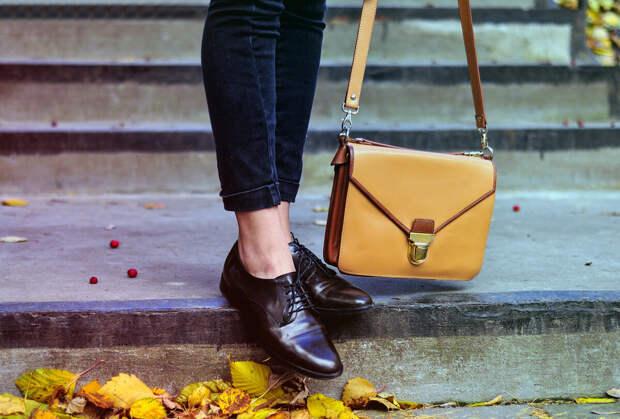 Семь пар удобной и комфортной обуви на осень