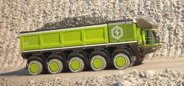 Информации об самосвале гиганте на данный момент крайне мало. Но я попробую собрать воедино всё что известно на данный момент. ETF Mining Equipment, авто, белаз, гигант, грузовик, карьерный самосвал, самосвал, спецтехника