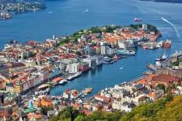 Берген – модное туристическое направление осени 2019